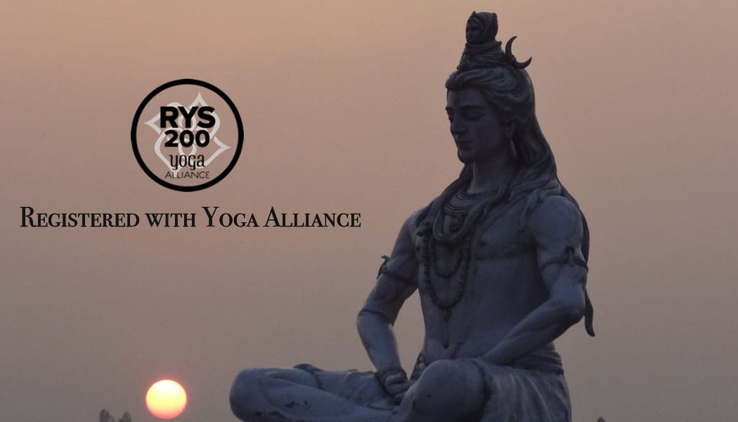 Course registered with Yoga Alliance USA