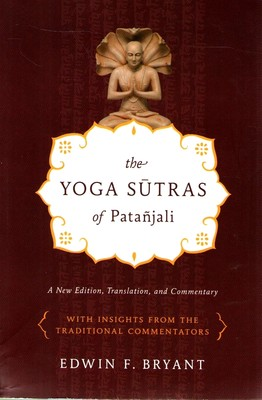 book: Yoga Sutras of patanjali by Eddwin f. Bryant