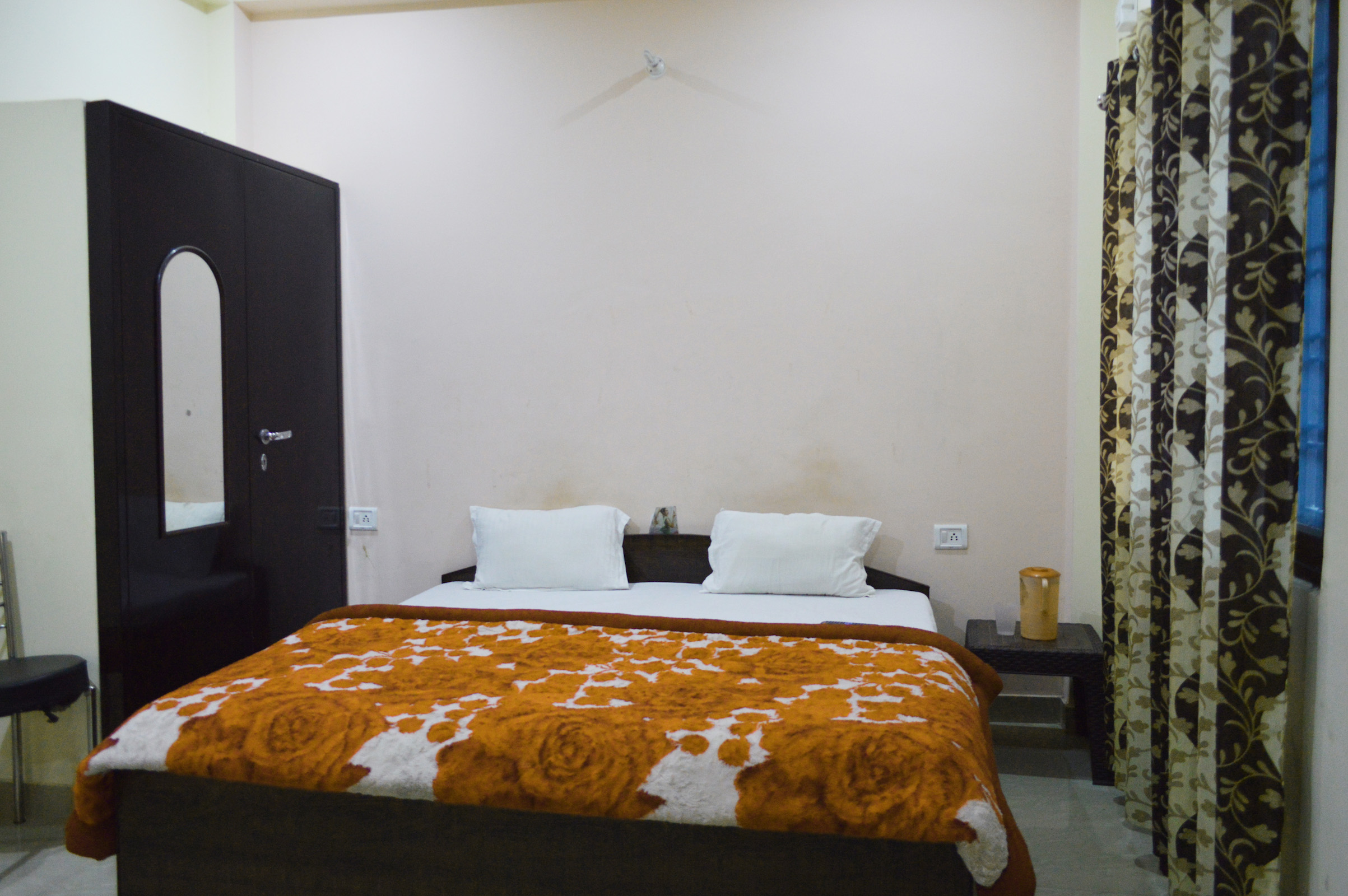 Room at The Bodhi Center Rishikesh