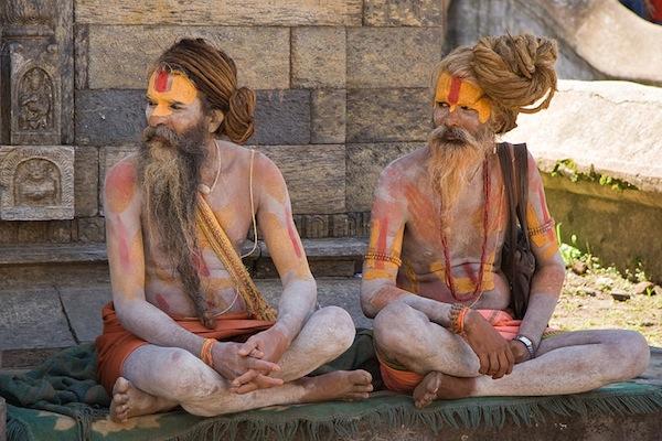 hatha yogi india