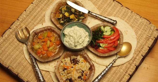 yoga food india rishikesh