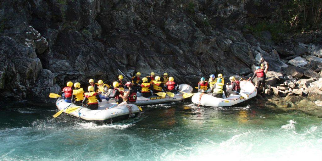 rafting in rishikesh | yoga activities rishikesh